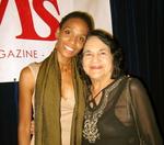 Venus Jones and Dolores Huerta