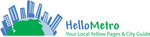 Hello Metro logo
