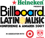 BILLBOARD LATIN MUSIC CONFERENCE& AWARDS