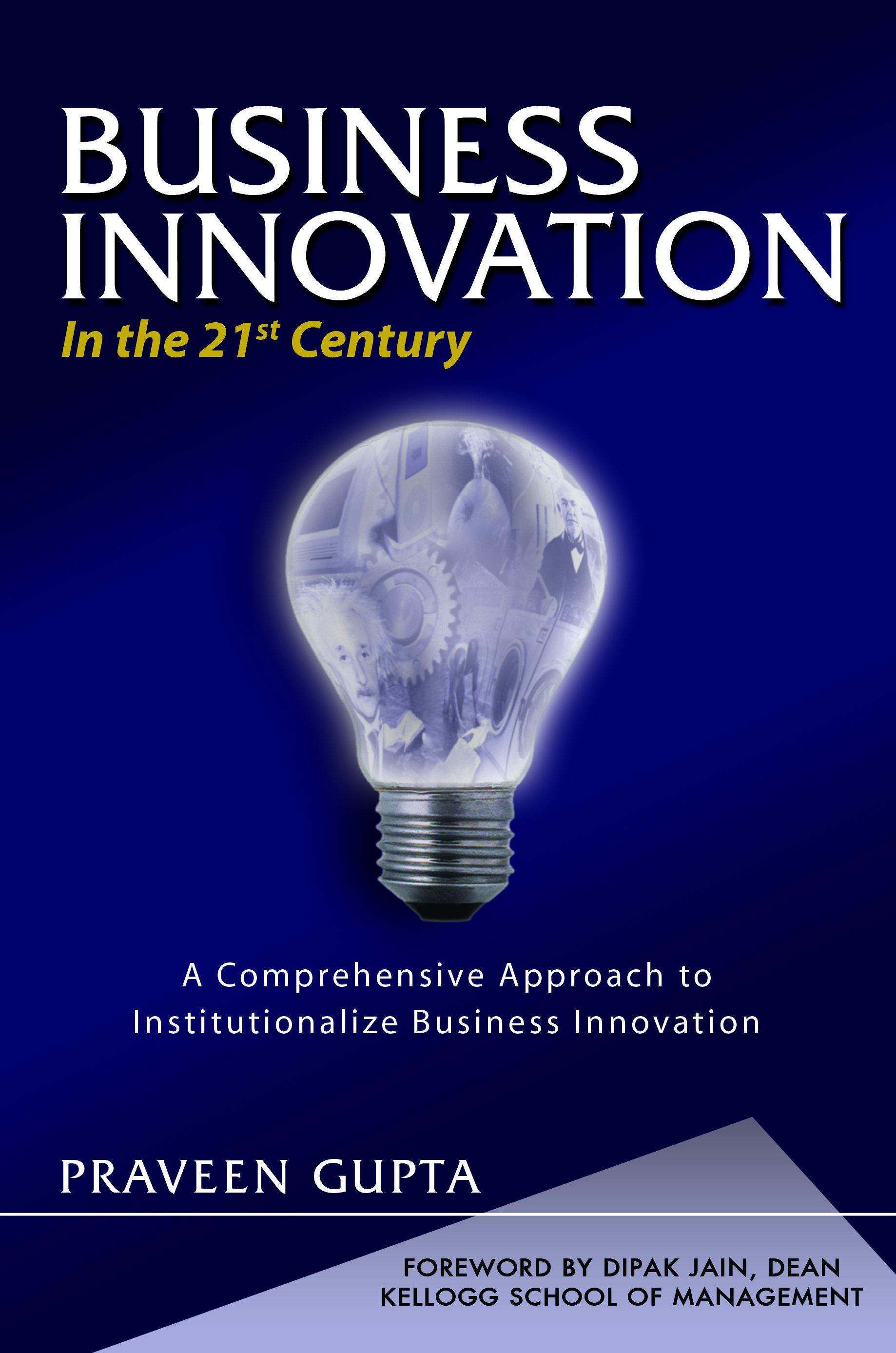 Business Book Cover Questions ~ Accelper releases two books on business innovation and six