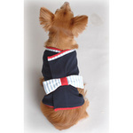 Organic Cotton Dog Kimono from Sckoon Organics Pet Apparel Collection