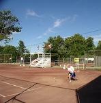Clay stadium