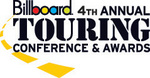 Billboard 4th Annual Touring Conference and Awards