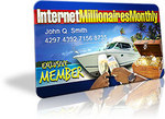 Internet Millionaires Monthly eCard