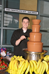 Jared Pierson, The Chocolate Guy