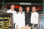 Paul Schwab, Chris Higgins, Anita Bye and Keith Edwards from Sycuan Resort and Casino