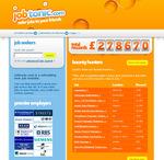 JobTonic.com Website