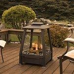 Sierra Outdoor Gel Fireplace