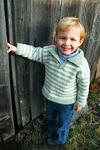 Anson in Balance Sweater