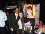 Laurie Desjardins takes Sleeping Tiger & Zen Sticks to the NAACP Image Awards