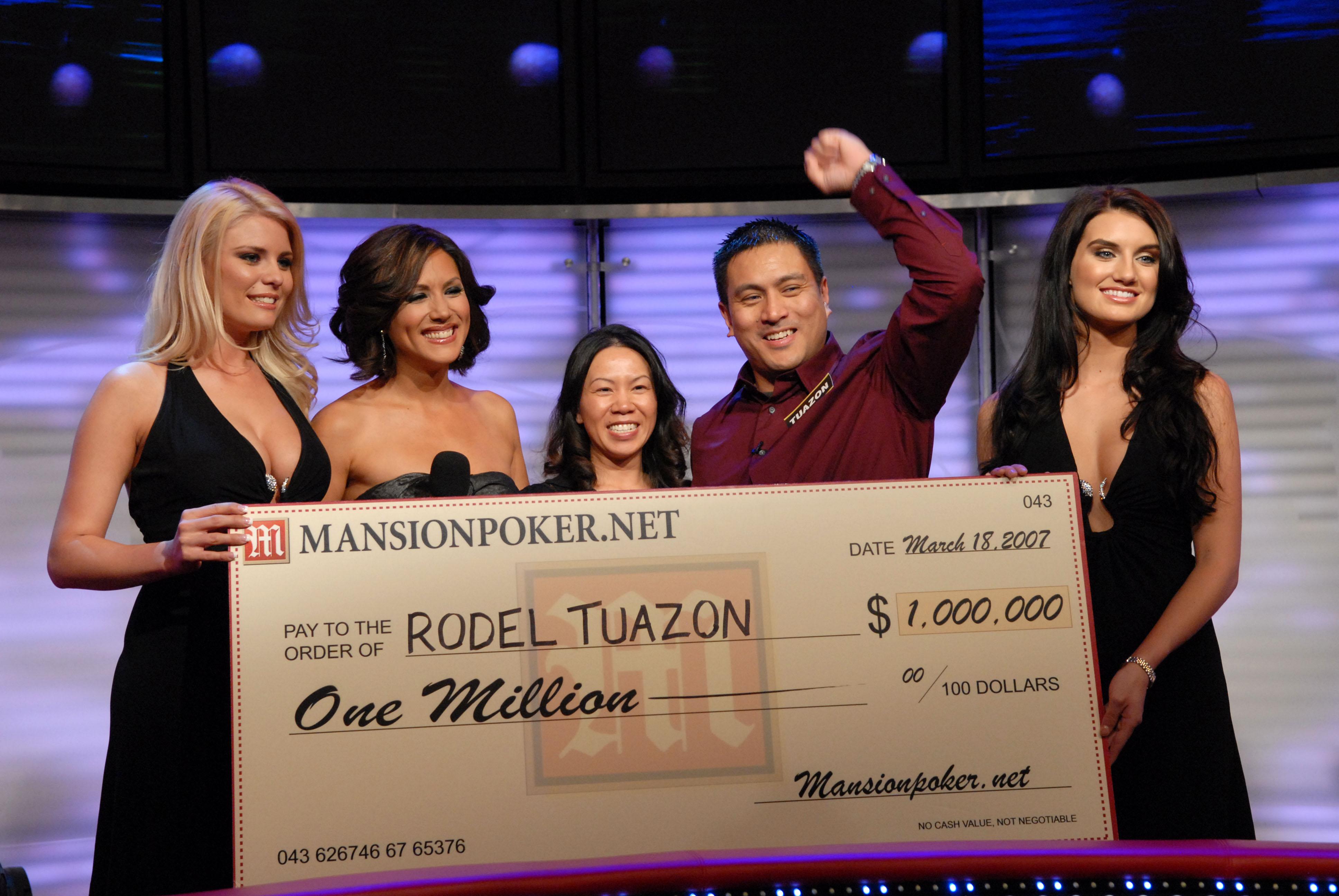 Iowa Poker Amateur Pockets $1 Million in MANSIONPOKER