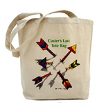 Custer's Last Tote Bag