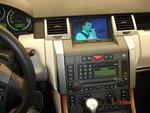 Nav Video Module Installed In Range Rover Sport