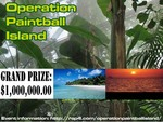 Operation Paintball Island