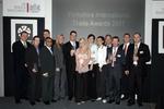 UKTI award winners celebrate their success