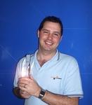 Gavin, CEO, and UKTI 'Best Exporter' 2007 award