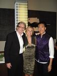 Bruce Goldstein, Katerina Brosda & Jaya Ibrahim