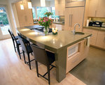 Design Contest Winner, Best Kitchen Countertop