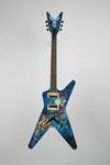 Guitar designed by Linkin Park's Joe Hahn