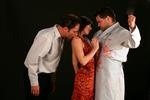 Jennifer Sciole, Aaron Douglas, Kim Coates