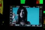 Jennifer Sciole on Green Screen Monitor