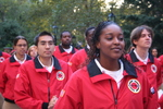 City Year corps members ready for service