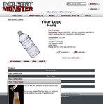 Free Customizable Company Page
