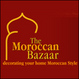 Chandeliers and Home Lighting: The theme for The Moroccan Bazaar's...