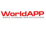 WorldAPP logo