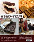 International Chocolate Salon Poster