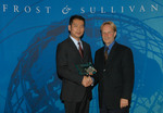 Frost & Sullivan Chairman Presents Technology Excellence Award to A&D Medical