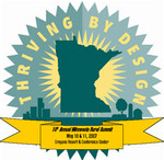 Minnesota Rural Summit logo