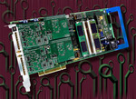 UF2-4700 : 16-bit Transient recorder PCI cards from less than 190 Euro per channel