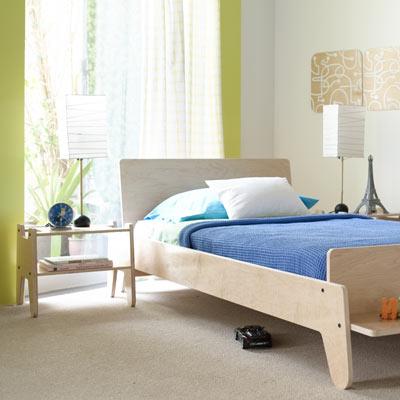Modern Design Movement Sweeps The Baby Furniture Market