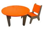 Not Neutral Furniture in orange