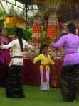 Young Diva, Hindu ceremony, Nusa Dua