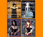4 issues cover image array - GothicBeauty.com
