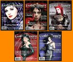 5 issues cover image array - GothicBeauty.com - Merchandising page image info