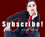 Gothic Beauty - subscribe image