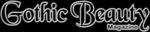 Gothic Beauty masthead logo