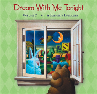"""Cover to """"Dream With Me Tonight, Vol. 2"""""""