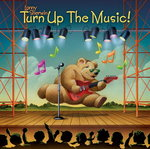 """Cover to """"Turn Up the Music!"""