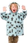 Kids Bear Country raincoat.