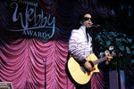 The Webby Awards today announced nominees for best sites, videos, and ads of the year. Above Webby Lifetime Achievement Honoree Prince performs at the 2006 awards.