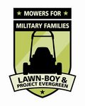 Mowers for Military Families