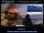 A Moment on Earth Mosaic