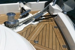 Treated Marine Teak deck
