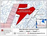 West MacArthur Uranium Project