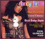 Fashiontribes Fancy Flirt Magazine Cover