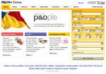 P&O Ferries Homepage